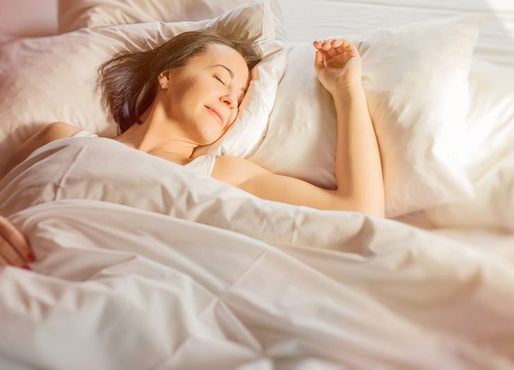 tips for getting better sleep