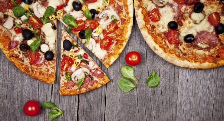 pizza in delhi