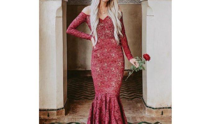 petite-formal-dress
