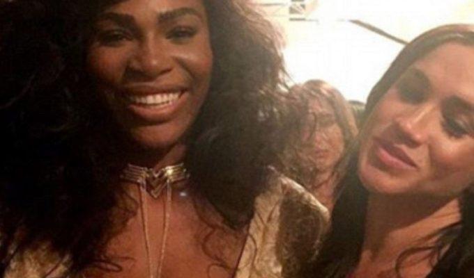 Serena-Williams-Megha- Markle